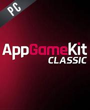 AppGameKit Classic Easy Game Development
