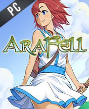 Ara Fell