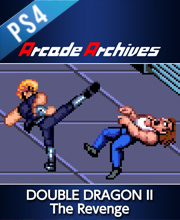 Arcade Archives DOUBLE DRAGON 2 The Revenge