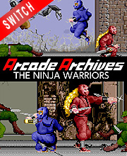Arcade Archives Ninja Spirit
