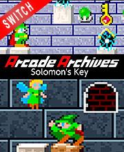 Arcade Archives Solomon's Key