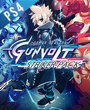 Armed Blue Gunvolt Striker Pack