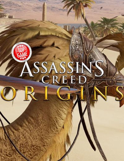 Assassin's Creed Origins Chocobo Camel, New Trials Unveiled