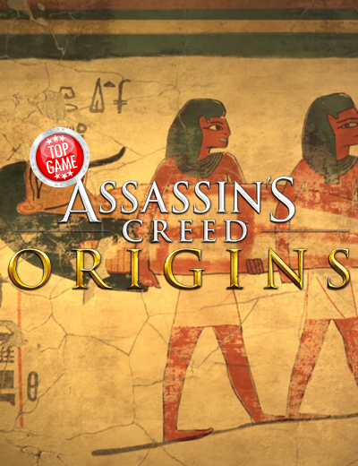 Assassin's Creed Origins Tales from the Tomb Shows Hilarious Short Clips and Gameplay