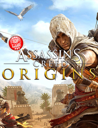 Watch Now: Assassin's Creed Origins Live Action Trailer!
