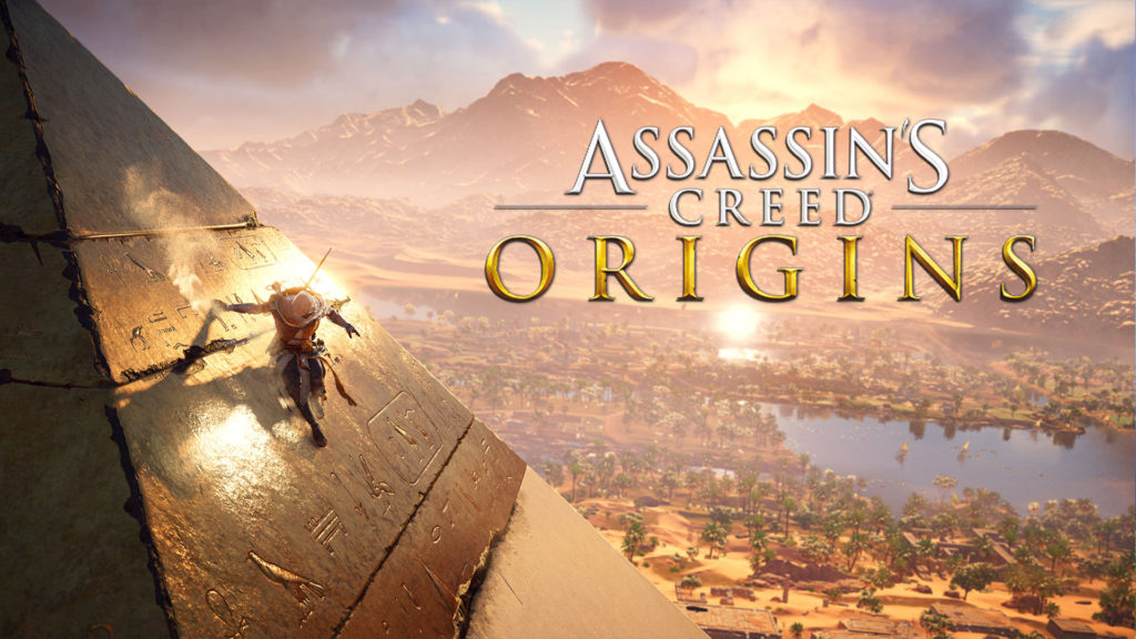 Assassin's Creed Origins Features Cover