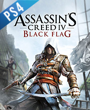 Buy Assassins Creed 4 Black Flag Ps4 Game Code Compare Prices