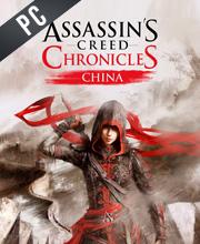 Assassins Creed Chronicles China
