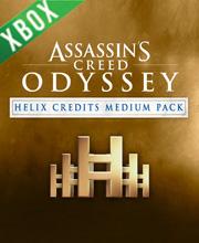 Assassins Creed Odyssey Helix Credits Medium Pack