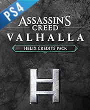 Assassin's Creed Valhalla Helix Credits