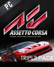 Assetto Corsa Tripl3 Pack