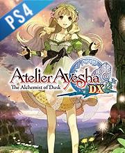 Atelier Ayesha The Alchemist of Dusk DX