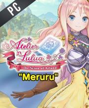 Atelier Lulua Additional Character Meruru