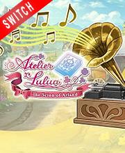 Atelier Lulua GUST Extra BGM Pack