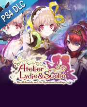 Atelier Lydie and Suelle Great Adventures in New Worlds Vol. 1