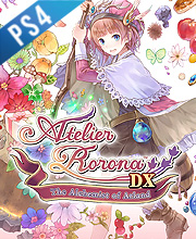 Atelier Rorona The Alchemist of Arland DX