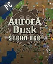 Aurora Dusk Steam Age