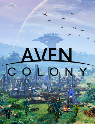 Sci-Fi City Builder Aven Colony Release Date Set for July