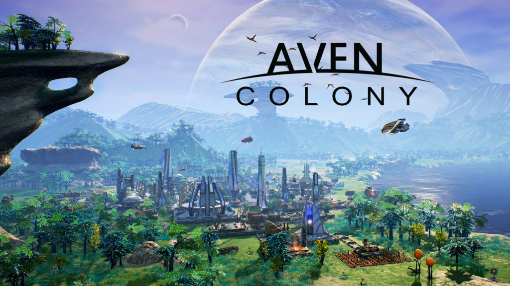 Aven Colony Release Date Cover