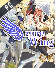 Azure Wing Rising Gale