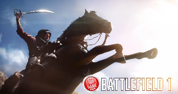 Battlefield 1 Single Player Campaign Cover