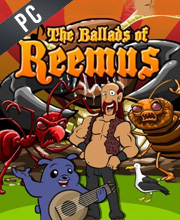 Ballads of Reemus When the Bed Bites