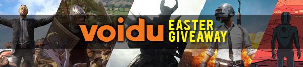 voidu easter giveaway
