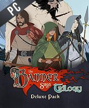 Banner Saga Trilogy Deluxe Pack