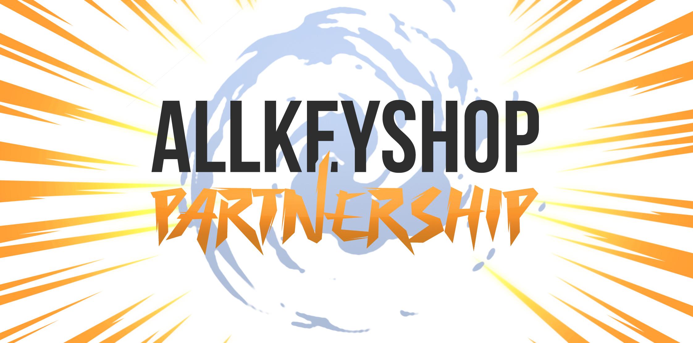 Allkeyshop Website Partnership