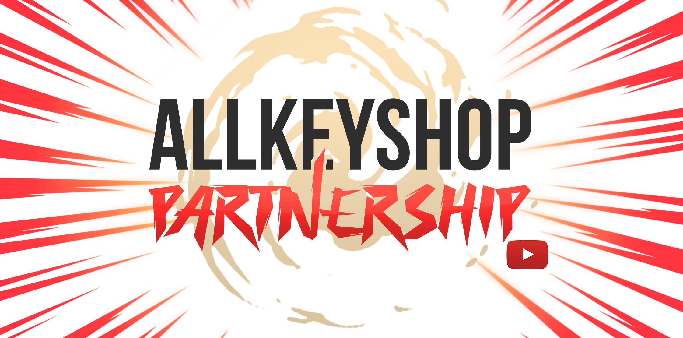Allkeyshop Youtube Partnership