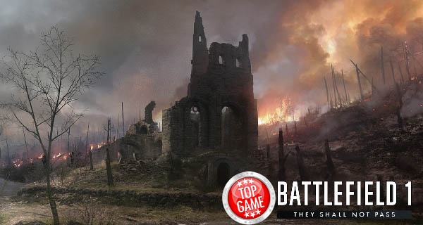 Battlefield 1 Concept Exploration Cover