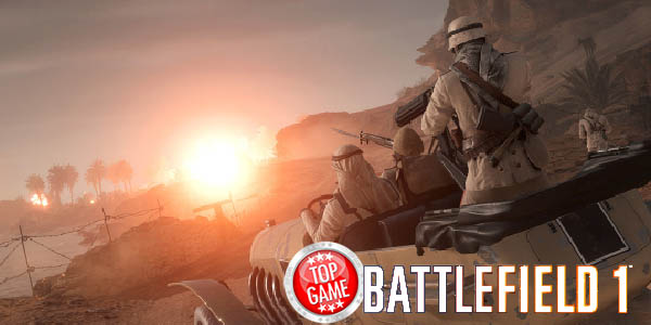 Battlefield 1 Bleed Out Cover
