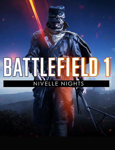 Battlefield 1 Nivelle Nights Map Takes Players to Nighttime Battles