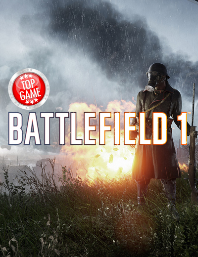 Battlefield 1 is October 2016's Top Selling Game!
