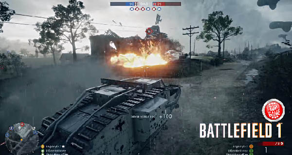 Battlefield 1 Gameplay Series Vehicles Cover