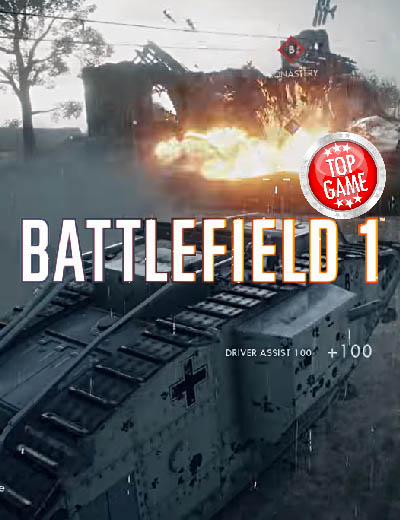 Battlefield 1 Gameplay Series Featuring Its Vehicles