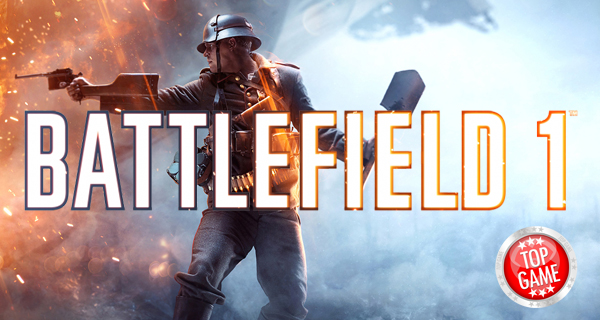 Battlefield 1 Custom Game Cover