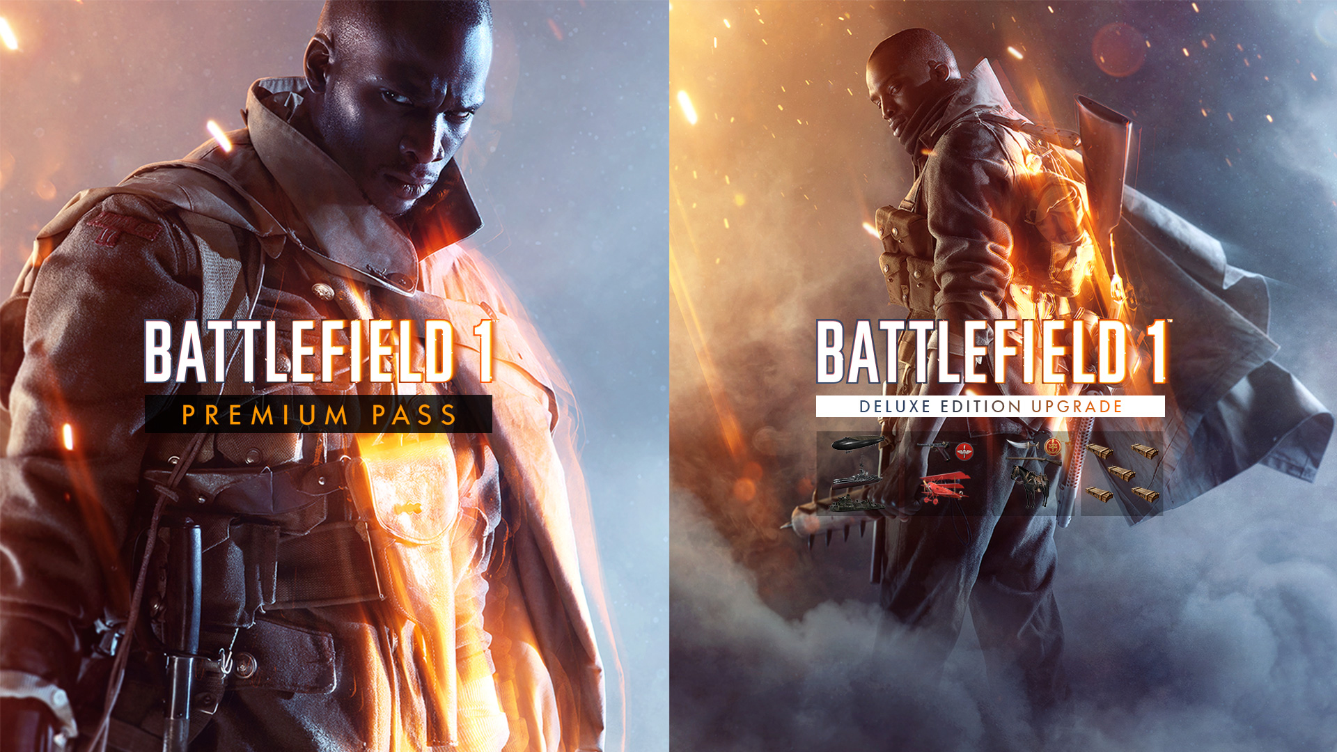 Battlefield 1 Premium Pass Cover