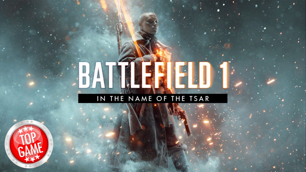 Battlefield 1 In The Name of the Tsar Lukow Pass Cover