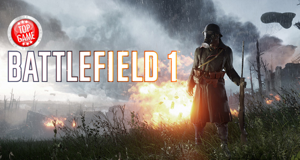 Battlefield 1 Is Top Selling Game Cover