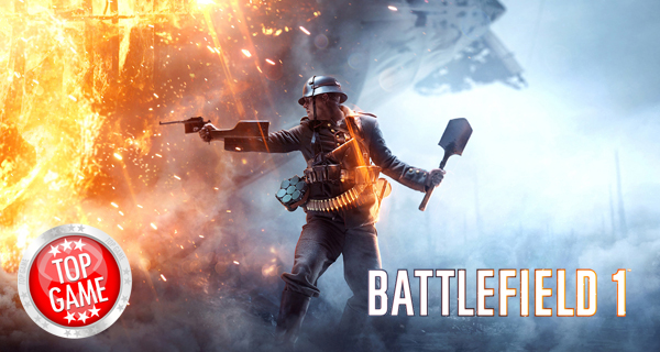 Battlefield 1 Stats Cover