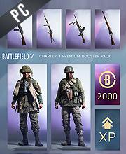 Battlefield 5 Chapter 4 Premium Booster Pack
