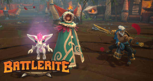 Battlerite Is Free On Steam Cover