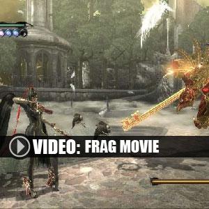 Bayonetta Frag Movie