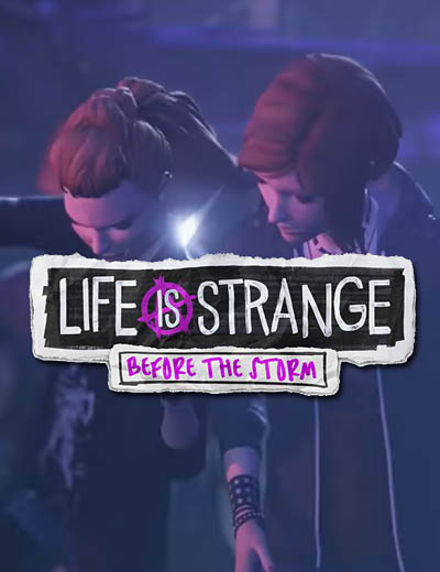 Introducing Chloe and Rachel In Life Is Strange Before the Storm Video