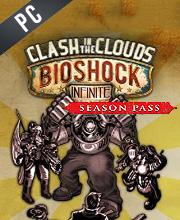 BioShock Infinite Clash in the Clouds DLC