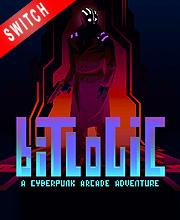 Bitlogic A Cyberpunk Arcade Adventure
