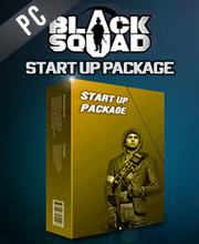Black Squad START UP PACKAGE