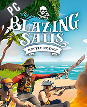 Blazing Sails Pirate Battle Royale