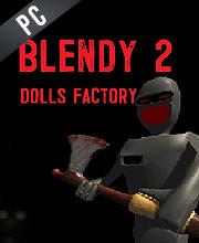 Blendy 2 Dolls Factory